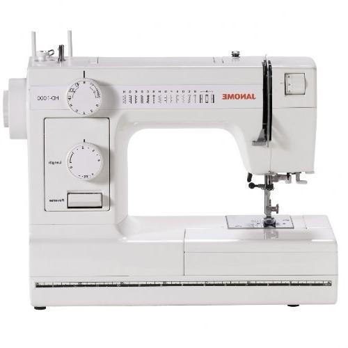 hd1000 mechanical sewing machine