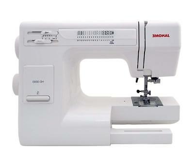 Janome HD3000 Sewing + +