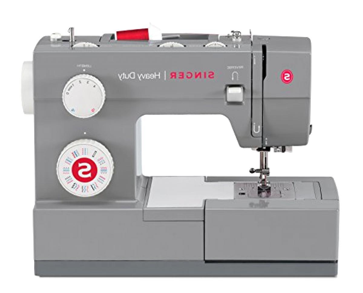 heavy duty 4432 sewing machine w 32