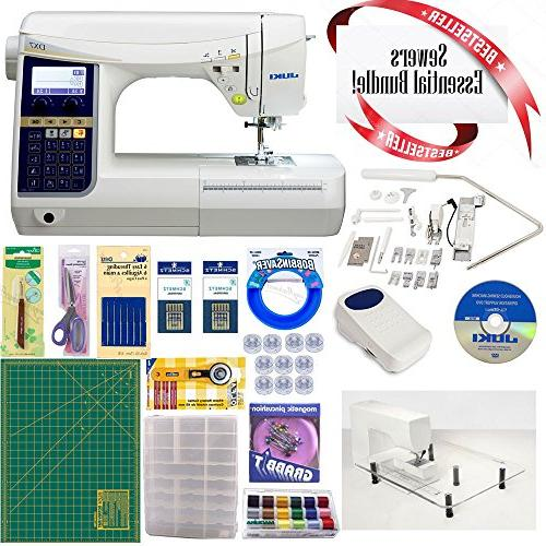hzl dx7 computerized sewing machine