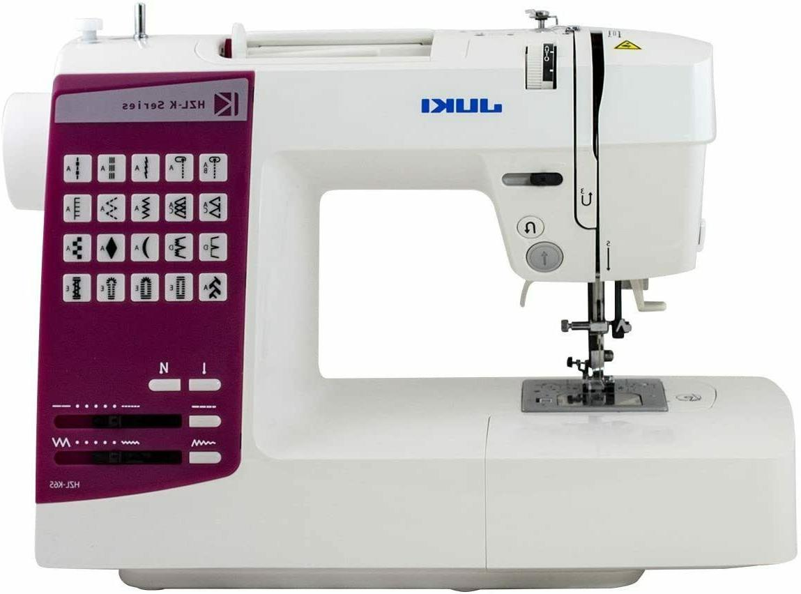 computerized sewing machine model hzl k65