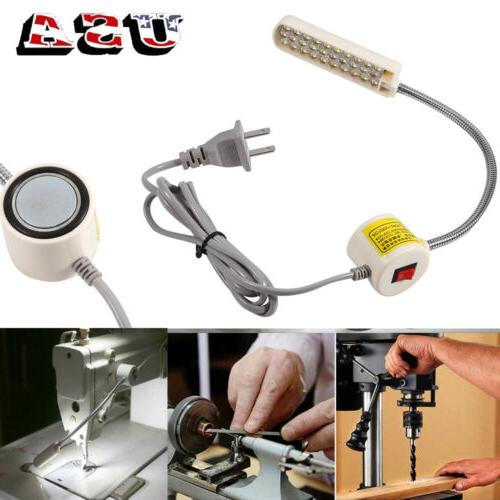 industrial sewing machine 30 led magnetic flexible