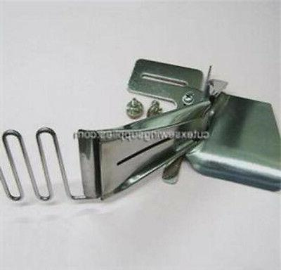 industrial sewing machine double fold binder binding