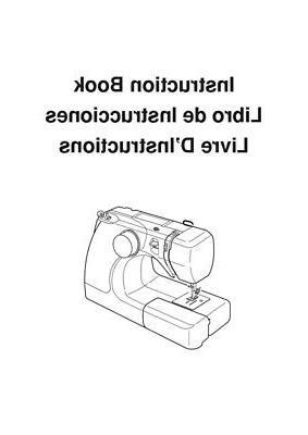 janome 3128 sewing machine instruction