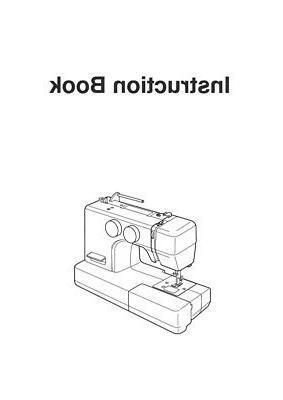 janome 5812 sewing machine instruction