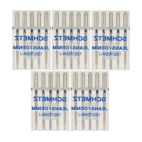 Jean Machine Needles-Size 18/110