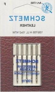 Schmetz Leather Machine Needles Size 16/100 Package of 5