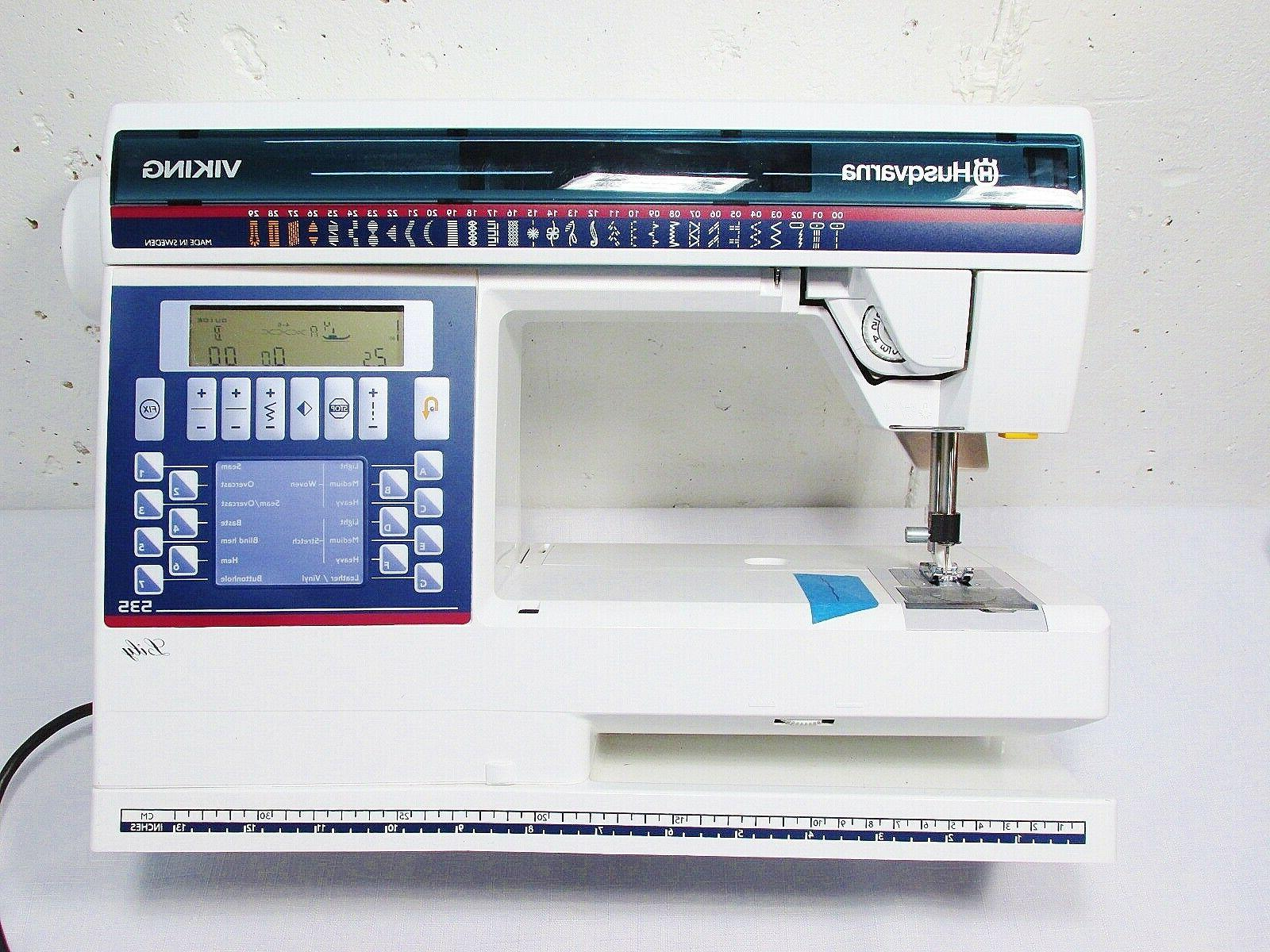 Sewing/Quilting Machine Cosmetic Condition!!