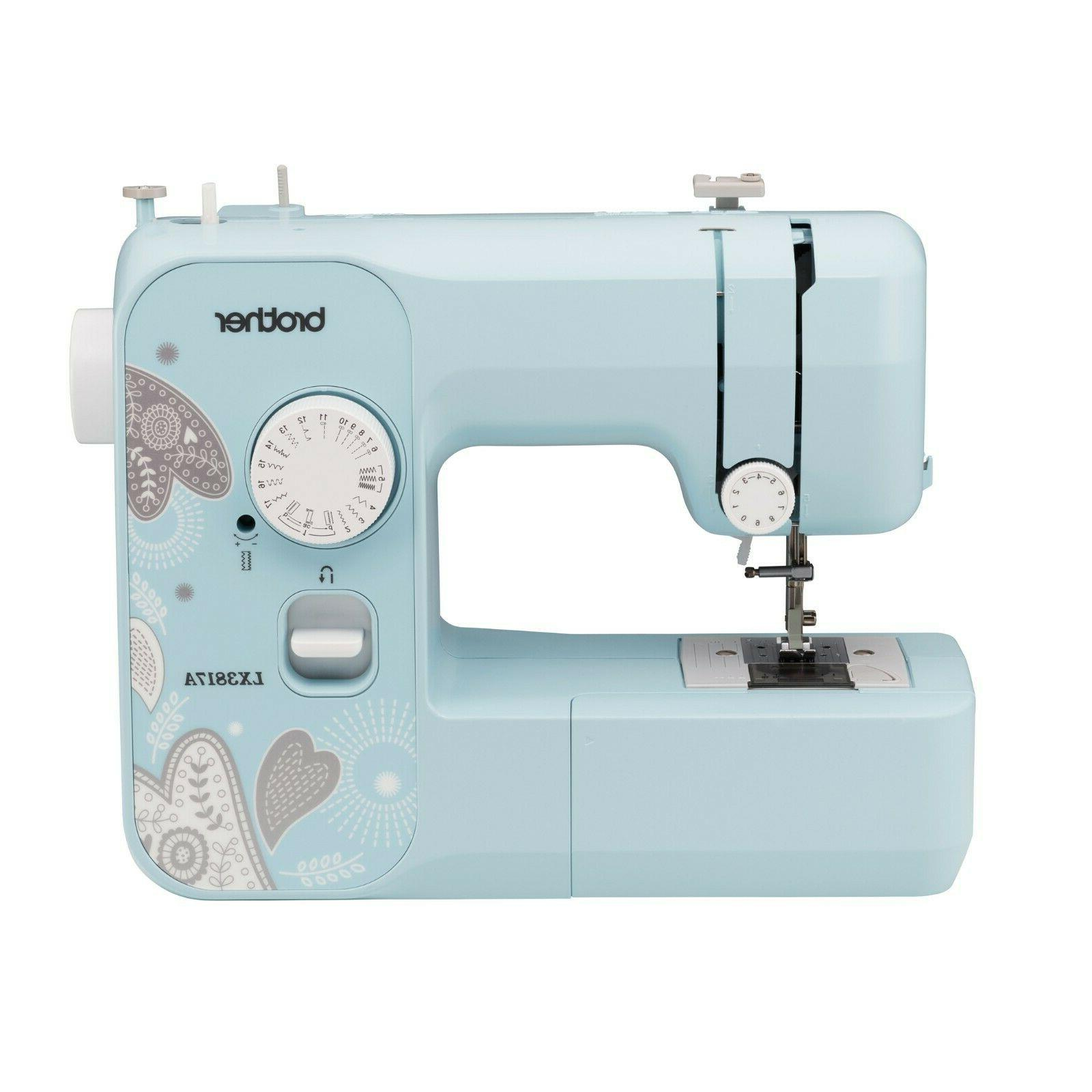 lx3817 17 stitches lightweight full size sewing