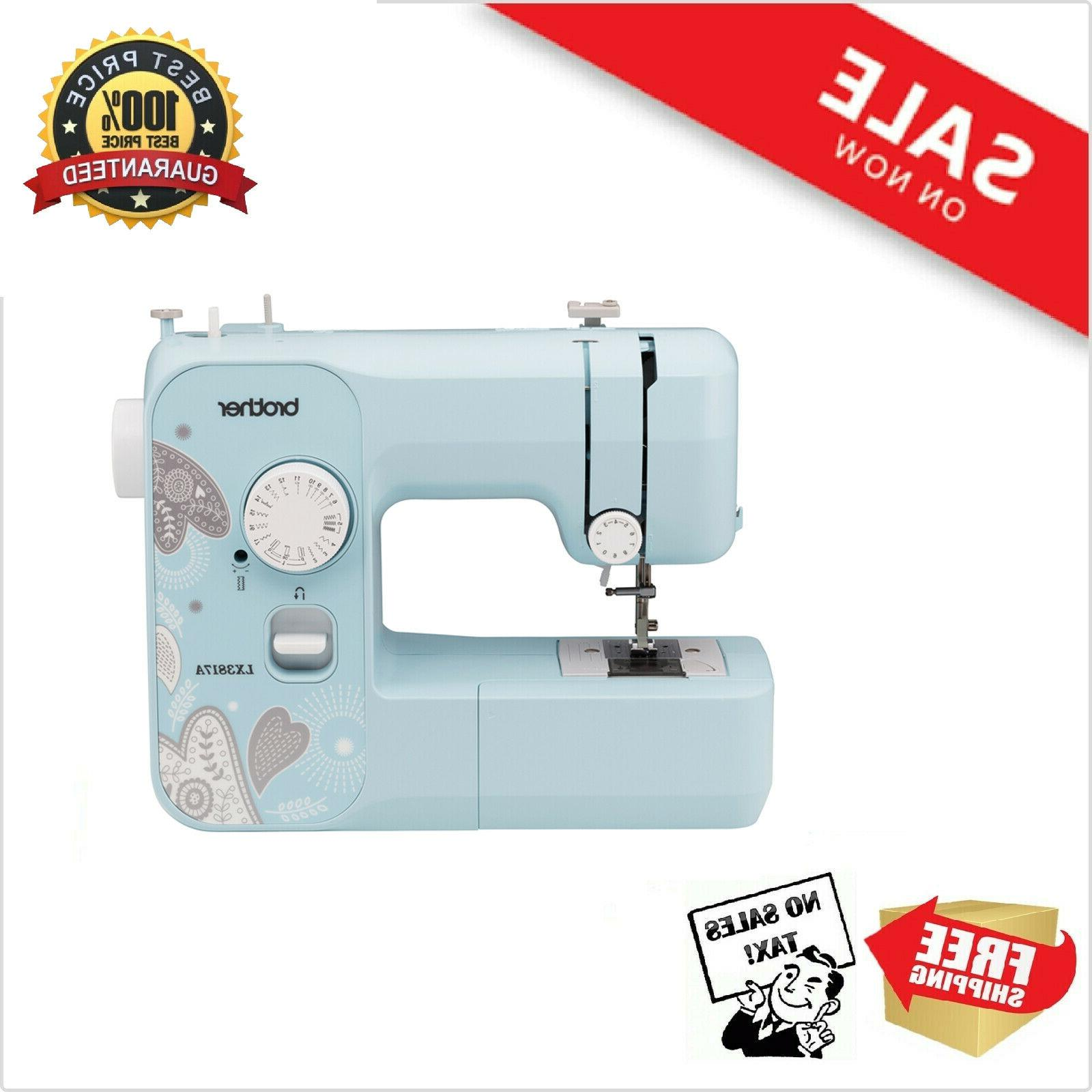 lx3817a 17 stitch full size aqua sewing