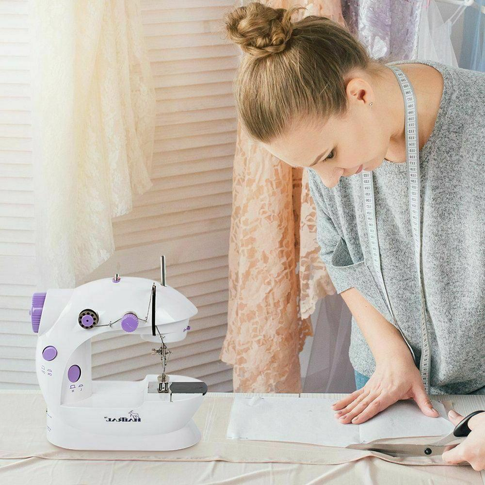 maquina de coser portatil para casa ajustable
