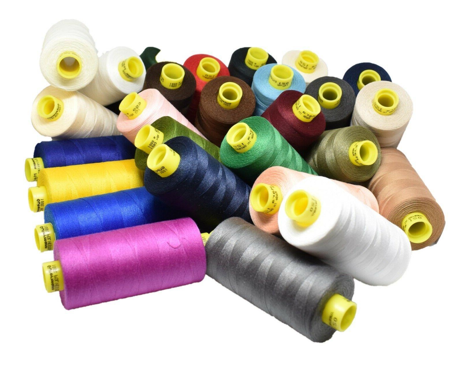 mara 120 polyester sew all thread 1000m