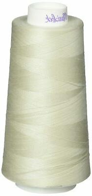 Maxi-Lock Cone Thread 3000 Yards-Pearl