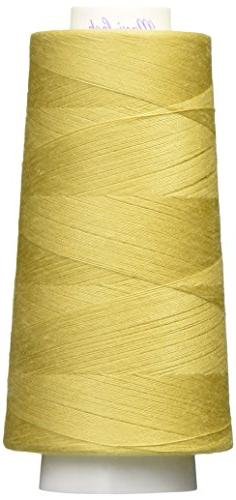 Maxi-Lock Cone Thread 3000 Yards-Straw Gold
