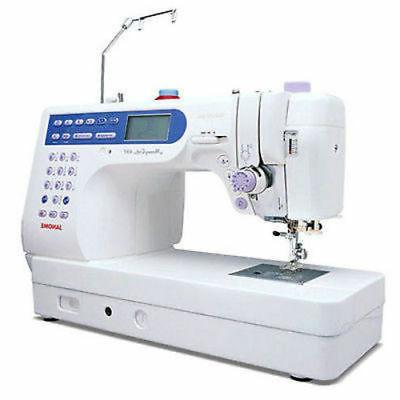 Janome Memory 6500P Sewing Bonus