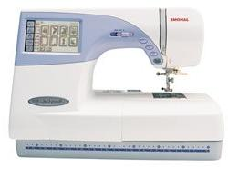 Janome Memory Craft MC 9500 Sewing and Embroidery Machine