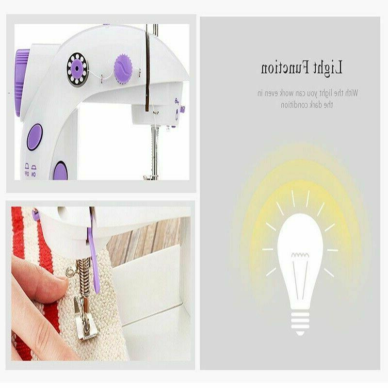 Mini Desktop Machine Stitches Tailor Pedal