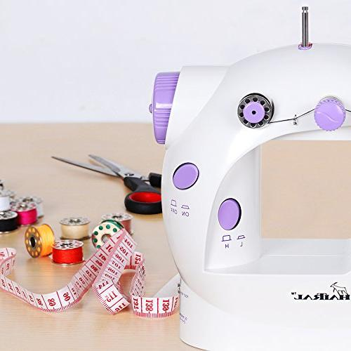 Mini Sewing with 25 Bobbins Sewing