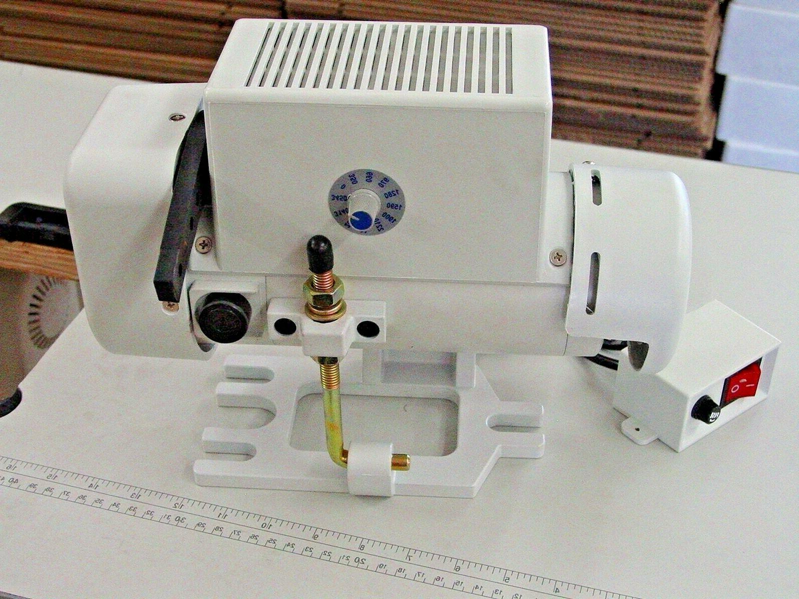 new industrial sewing machine servo motor fesm550