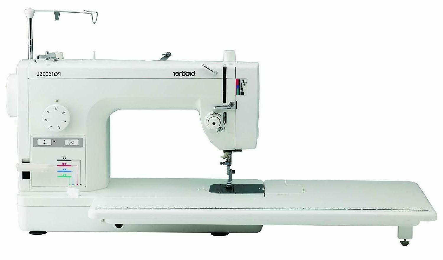 new quilting and sewing machine pq1500sl high