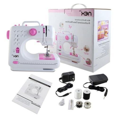 Mini Sewing Machine,FHSM-505 Sewing Machine Built-In