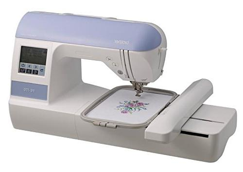 pe770 embroidery machine