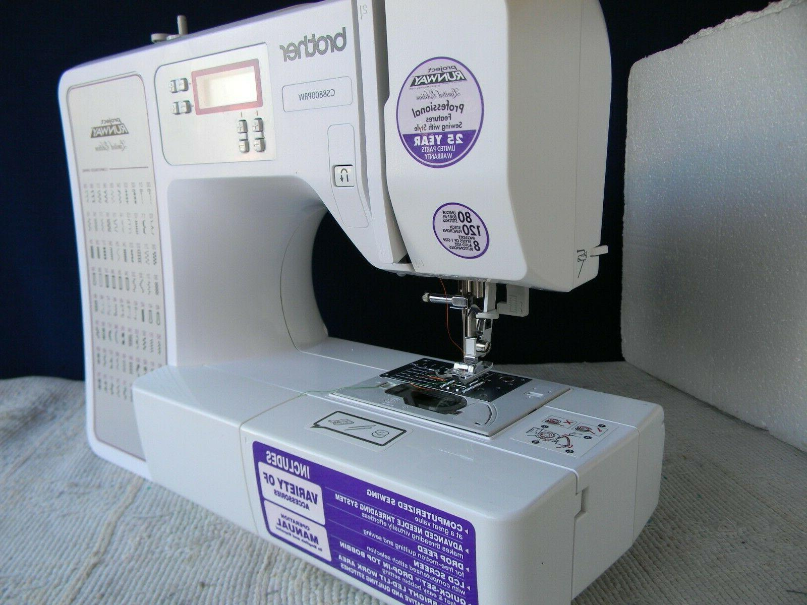Juki MO-6704S Industrial 3-Thread Overlock Sewing Machine, S