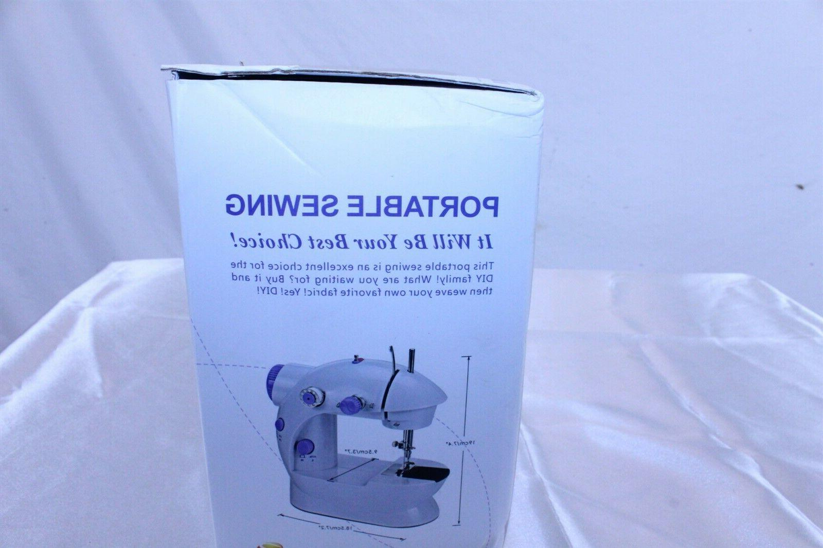 Portable Machine White with x Electric