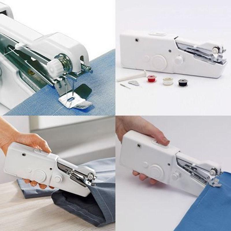 Portable Tailor Hand-held Sewing Machine