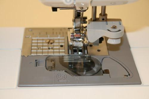 Brother Project Runway PC-420PRW Electric Machine