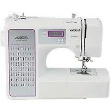 Brother Project Runway CS-8800PRW Electric Sewing Machine CS