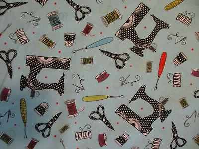 retro sewing machines sew items scissors ble