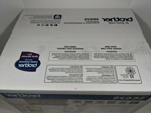 Brother SE625 Embroidery Sewing SHIPPING**