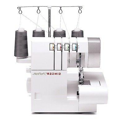 SINGER Serger 2-3-4 Household Sewing Embroidery Stitch
