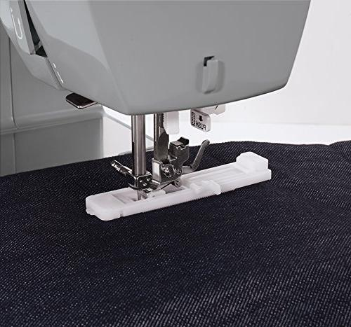 Singer Duty Sewing Built-In Stitches, Needle Threader, Metal Stainless for Sewing All of Fabrics