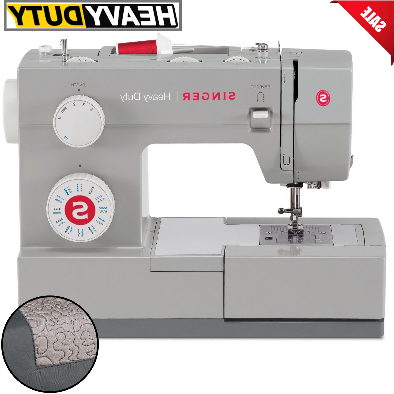 sewing machine 4423 model heavy duty mechanical