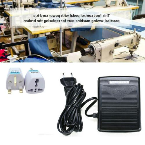 Sewing Machine Cord for