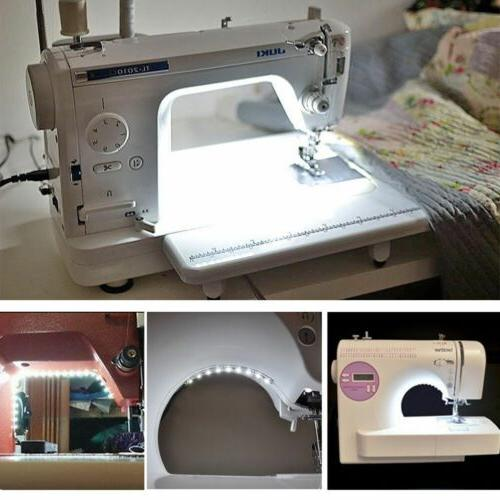 Sewing Machine Lighting Kit Attachable LED Daylight Sewing L