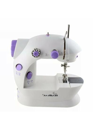sewing machine mini double thread