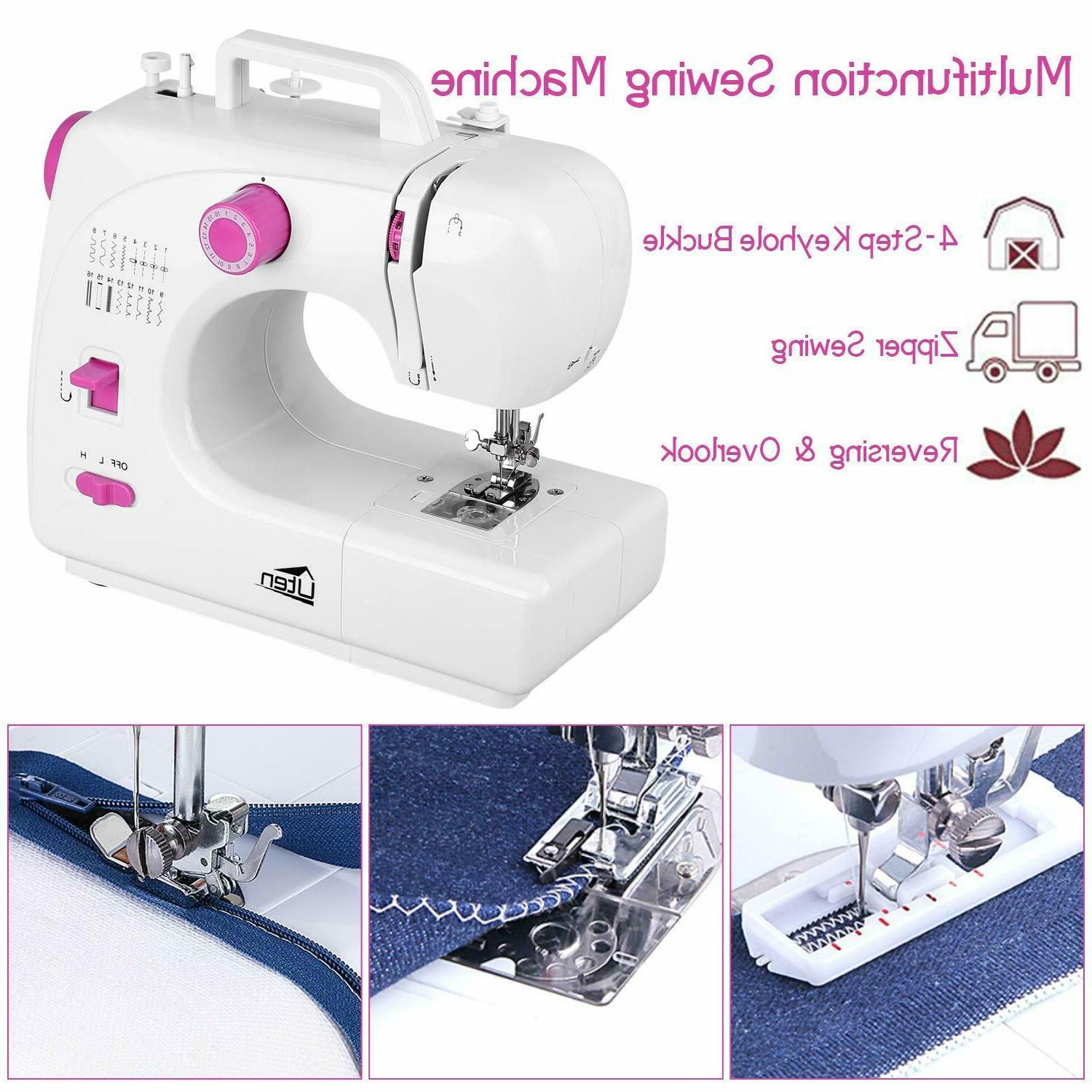 Sewing Machine with Heavy Duty Sew Machine