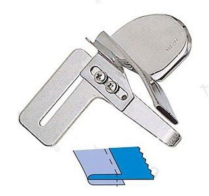 sewing machine raw edge plain tape binder