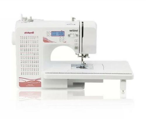 sewing machine sb computerized 100 stitches electric