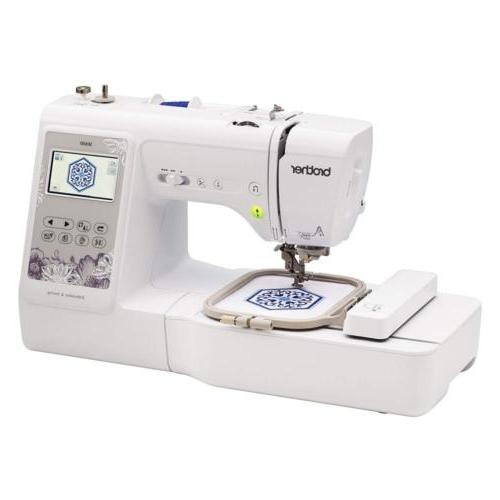 Brother Sewing Machine, Computerized and Embroidery with 4""