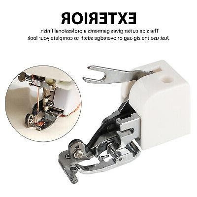 Sewing Machine Overlock Foot For Brother Janome