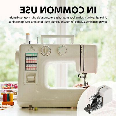 Sewing Machine Cutter Overlock Foot For Brother