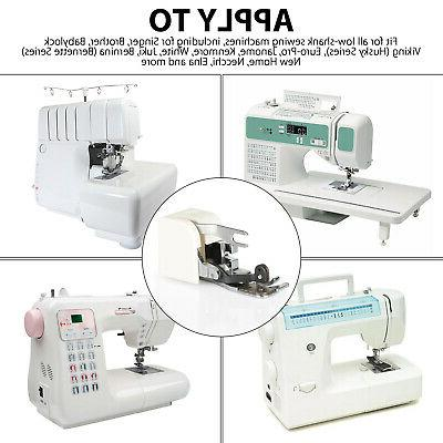 Sewing Machine Overlock Presser For Brother