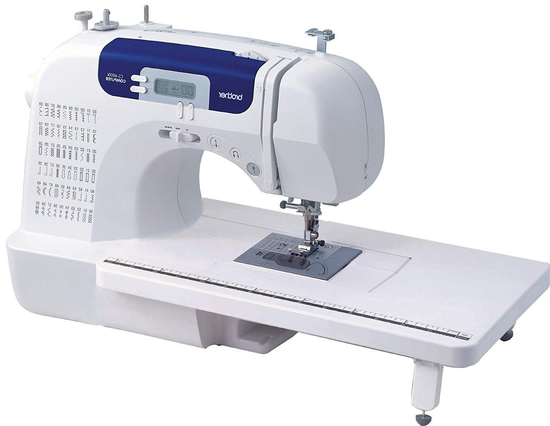 Brother Machine CS6000i Portable