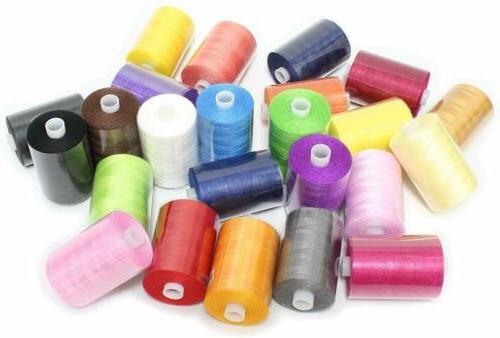 HAITRAL Thread 24 1000 Cotton Thread