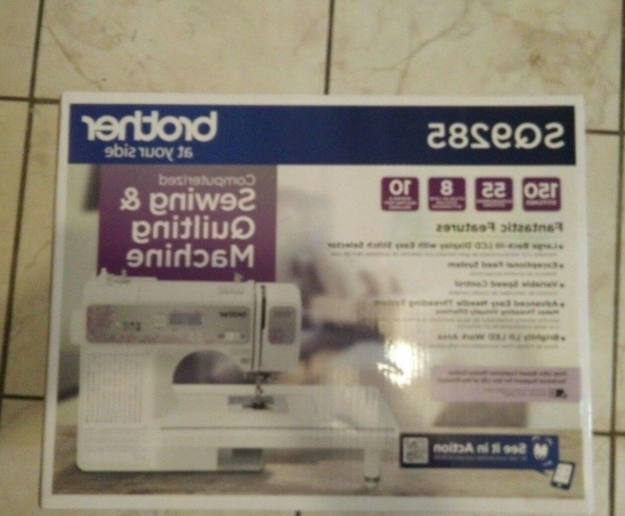 Brother 150 Computerized Sewing Machine - SEALED