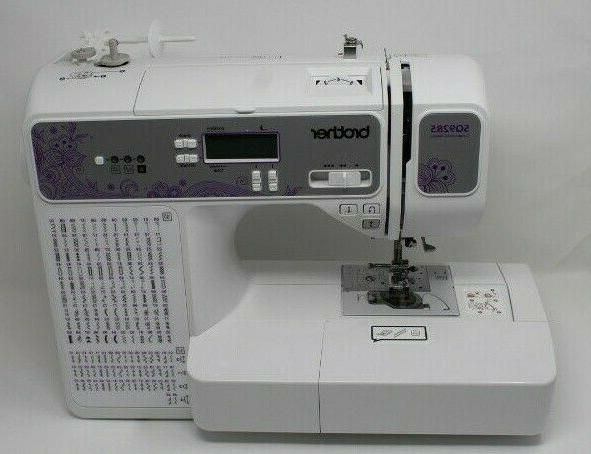 Brother SQ9285 Computerized Sewing & Machine Never - Box